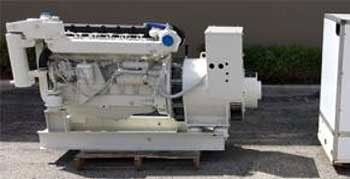 Northern Lights 50 Kw Generator Set