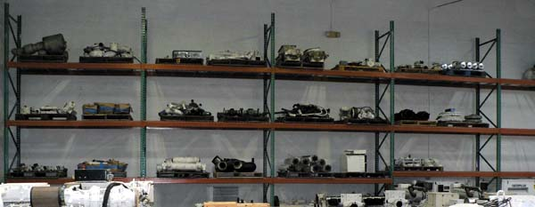 Used Marine Engine Parts